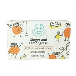 Squeaky Clean Kids Organic Soap 100g - Goat's Milk, Honey & Oats