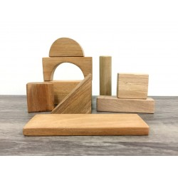 EcoBloks Wooden Blocks