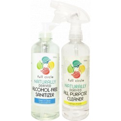 Full Circle Sanitizing Bundle