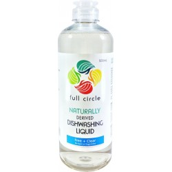 Full Circle Naturally Derived Dishwashing Liquid