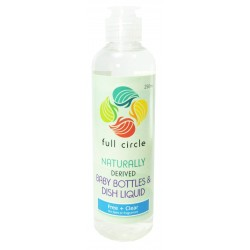 Full Circle Naturally Derived Baby Bottle & Dish Wash