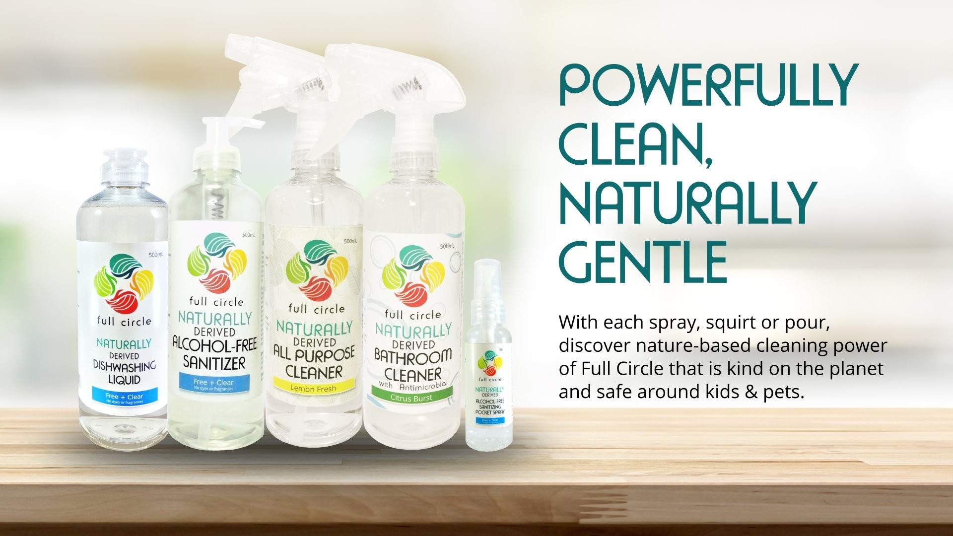 Full Circle Philippines Nature Based Cleaning